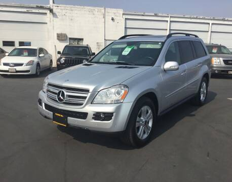 2008 Mercedes-Benz GL-Class for sale at My Three Sons Auto Sales in Sacramento CA