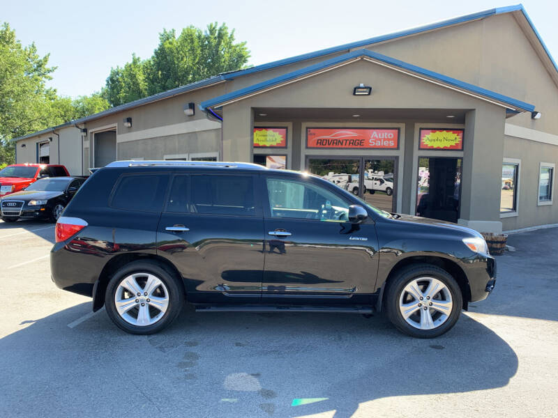 2010 Toyota Highlander for sale at Advantage Auto Sales in Garden City ID