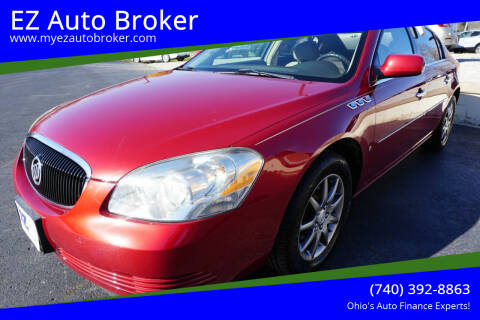 2008 Buick Lucerne for sale at EZ Auto Broker in Mount Vernon OH