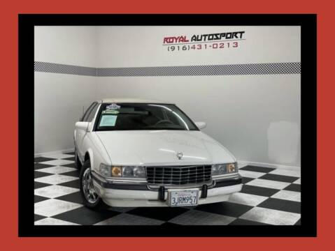 1994 Cadillac Seville for sale at Royal AutoSport in Sacramento CA