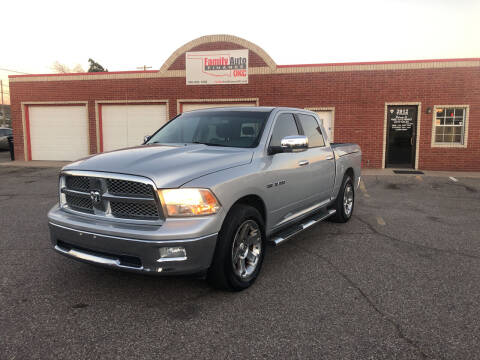 2009 Dodge Ram Pickup 1500 for sale at Family Auto Finance OKC LLC in Oklahoma City OK