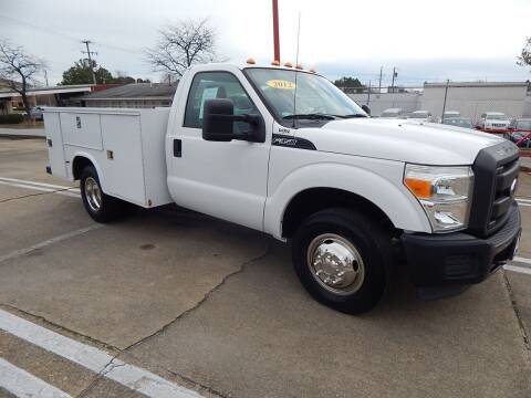 2012 Ford F-350 Super Duty for sale at Vail Automotive in Norfolk VA