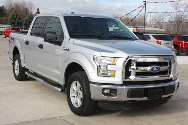 2016 Ford F-150 for sale at Sandusky Auto Sales in Sandusky MI