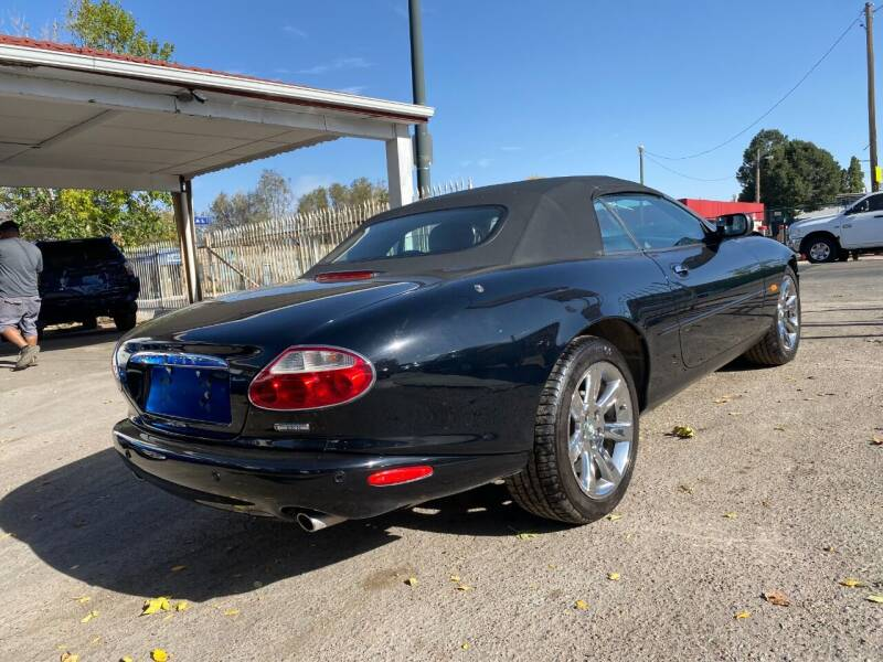 2003 Jaguar XK-Series XK8 2dr Convertible - Denver CO