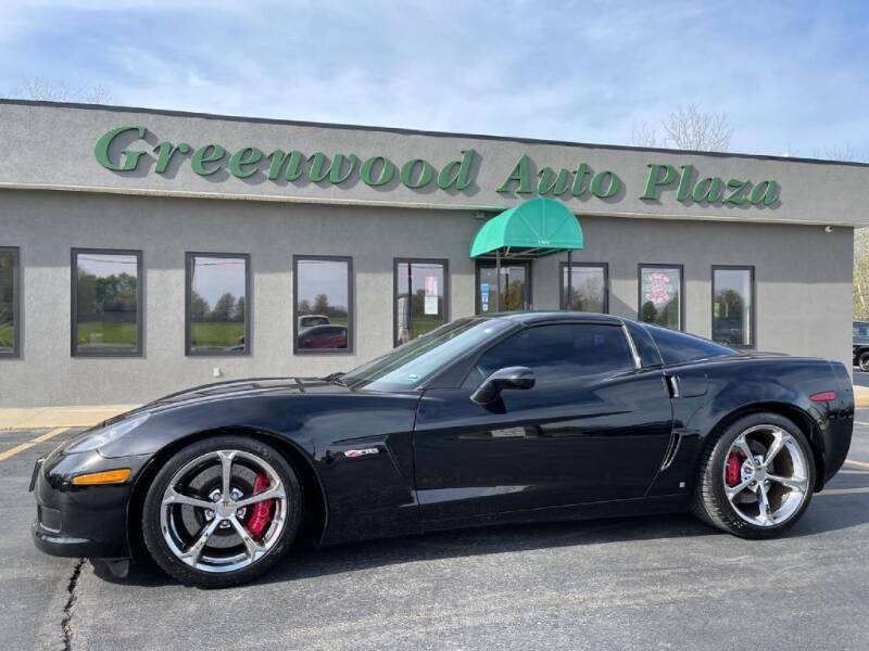 2007 Chevrolet Corvette for sale at Greenwood Auto Plaza in Greenwood MO