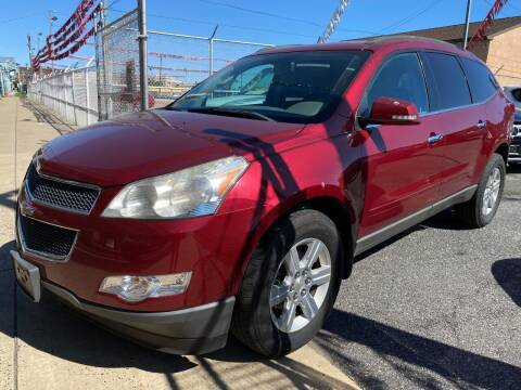 2010 Chevrolet Traverse for sale at The PA Kar Store Inc in Philladelphia PA