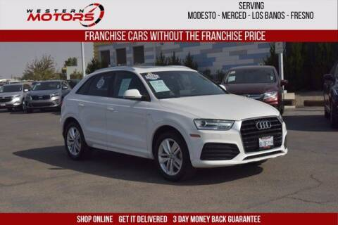 2018 Audi Q3 for sale at Choice Motors in Merced CA
