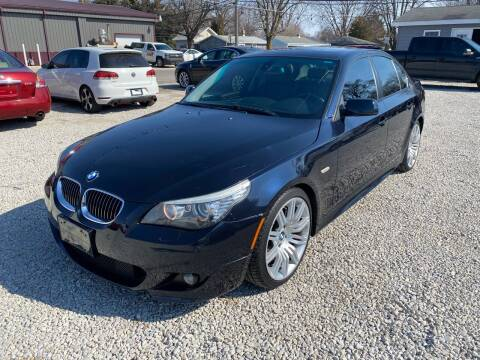 2008 BMW 5 Series for sale at Davidson Auto Deals in Syracuse IN