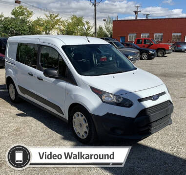 2018 Ford Transit Connect Cargo for sale at Eastclusive Motors LLC in Hasbrouck Heights NJ