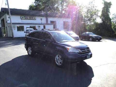 2011 Honda CR-V for sale at Mikes Import Auto Sales INC in Hooksett NH