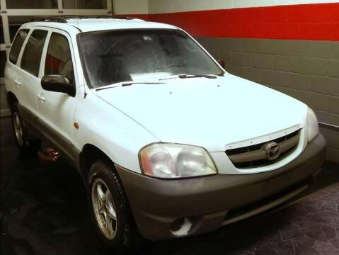 2001 Mazda Tribute for sale at D & J AUTO EXCHANGE in Columbus IN