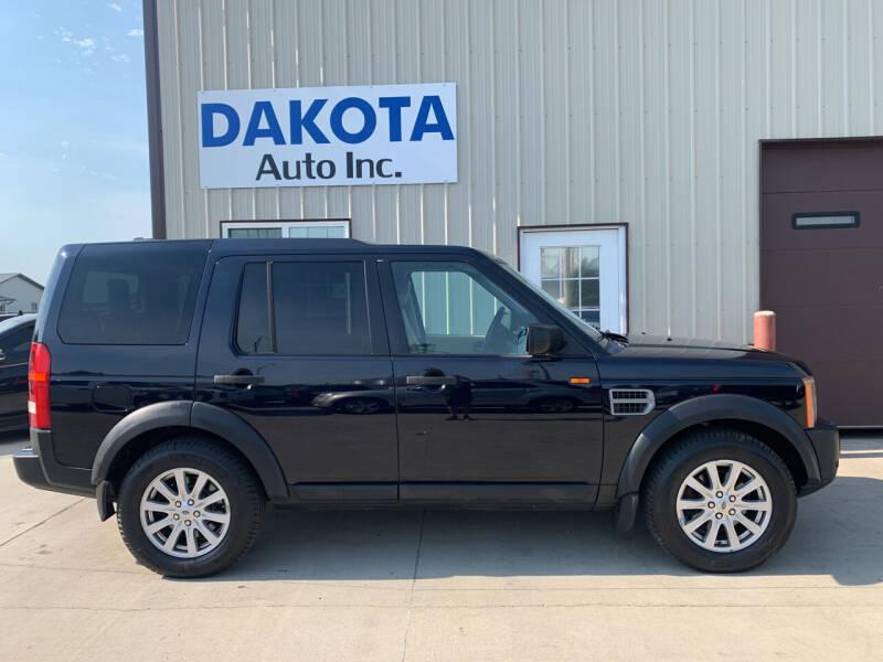 2008 Land Rover LR3 for sale at Dakota Auto Inc. in Dakota City NE