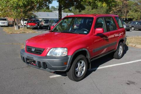 2001 Honda CR-V for sale at Auto Bahn Motors in Winchester VA