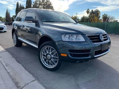 2005 Volkswagen Tiguan Limited for sale at Boktor Motors in Las Vegas NV
