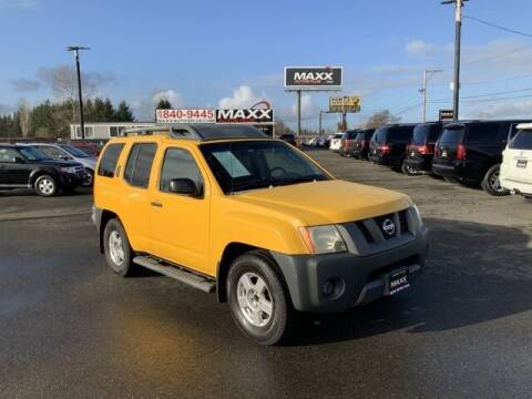 2008 Nissan Xterra for sale at Maxx Autos Plus in Puyallup WA