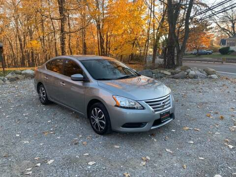 2013 Nissan Sentra for sale at Bloomingdale Auto Group in Bloomingdale NJ