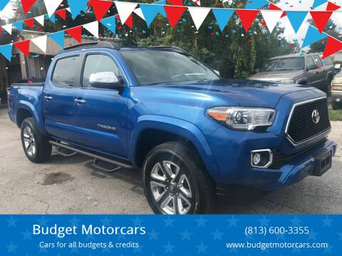 2016 Toyota Tacoma for sale at Budget Motorcars in Tampa FL