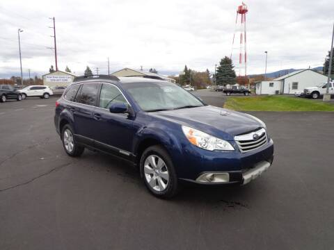 2011 Subaru Outback for sale at New Deal Used Cars in Spokane Valley WA