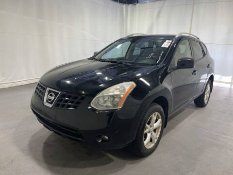 2009 Nissan Rogue for sale at Irving Auto Sales in Whitman MA