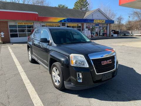 2011 GMC Terrain for sale at Gia Auto Sales in East Wareham MA