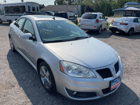2010 Pontiac G6 for sale at Peter Kay Auto Sales in Alden NY