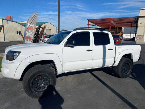2009 Toyota Tacoma for sale at Auto Image Auto Sales Chubbuck in Chubbuck ID
