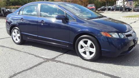 2008 Honda Civic for sale at Jan Auto Sales LLC in Parsippany NJ