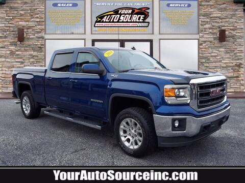 2014 GMC Sierra 1500 for sale at Your Auto Source in York PA