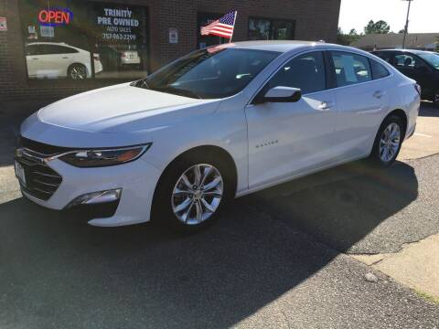 2020 Chevrolet Malibu for sale at Bankruptcy Car Financing in Norfolk VA