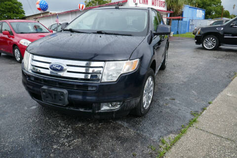 2009 Ford Edge for sale at J Linn Motors in Clearwater FL