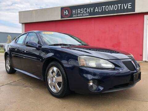 2007 Pontiac Grand Prix for sale at Hirschy Automotive in Fort Wayne IN
