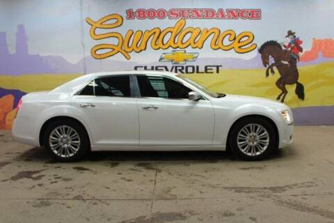 2012 Chrysler 300 for sale at Sundance Chevrolet in Grand Ledge MI