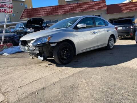 2017 Nissan Sentra for sale at STS Automotive in Denver CO