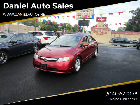 2006 Honda Civic for sale at Daniel Auto Sales in Yonkers NY