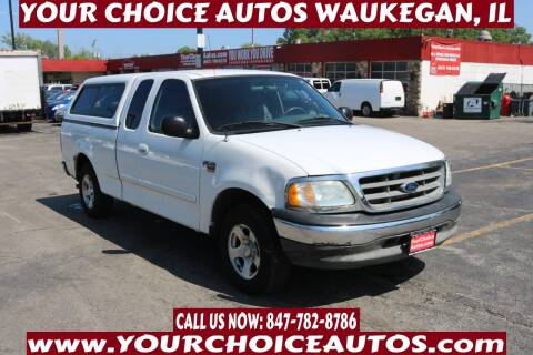 2003 Ford F-150 for sale at Your Choice Autos - Waukegan in Waukegan IL