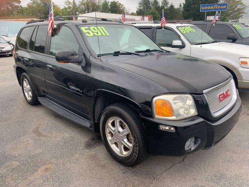 2005 GMC Envoy for sale at Wheel'n & Deal'n in Lenoir NC