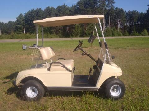 1989 Club Car DS Gas Golf Cart for sale at Elk Creek Motors LLC in Park Rapids MN