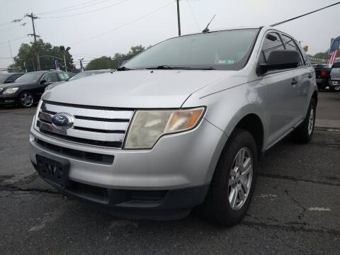 2009 Ford Edge for sale at P J McCafferty Inc in Langhorne PA