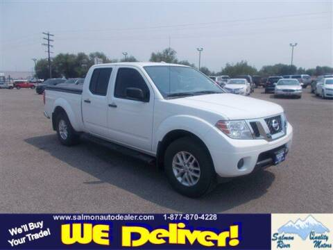2015 Nissan Frontier for sale at QUALITY MOTORS in Salmon ID