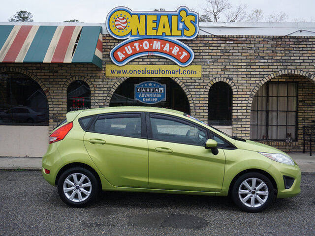 2011 Ford Fiesta for sale at Oneal's Automart LLC in Slidell LA