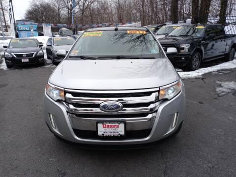 2011 Ford Edge for sale at Elmora Auto Sales in Elizabeth NJ