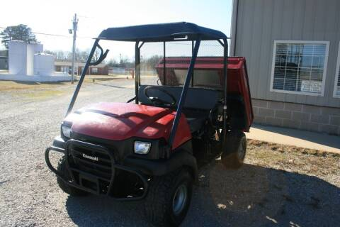 2003 Kawasaki Mule for sale at Darnell Auto Sales LLC in Poplar Bluff MO