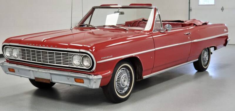 1964 Chevrolet Chevelle for sale at 920 Automotive in Watertown WI