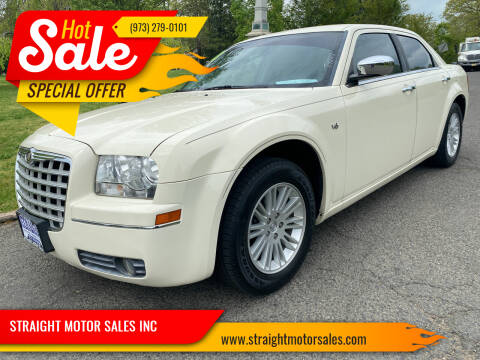 2010 Chrysler 300 for sale at STRAIGHT MOTOR SALES INC in Paterson NJ