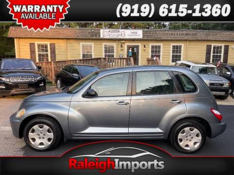 2008 Chrysler PT Cruiser for sale at Raleigh Imports in Raleigh NC