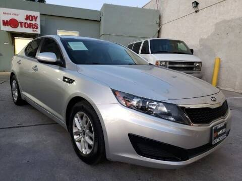 2011 Kia Optima for sale at Joy Motors in Los Angeles CA
