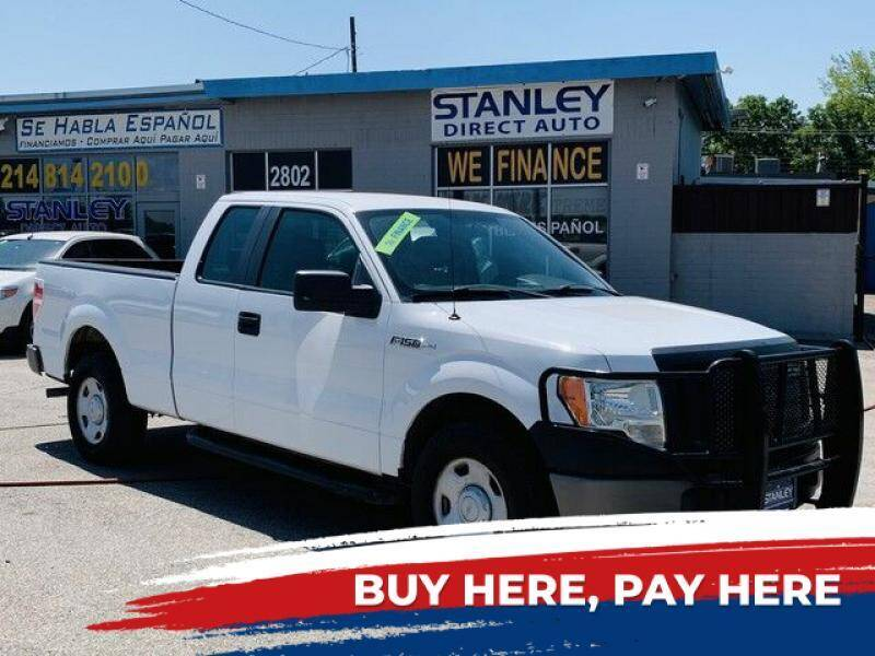 2009 Ford F-150 for sale at Stanley Automotive Finance Enterprise - STANLEY FORD ANDREWS in Andrews TX