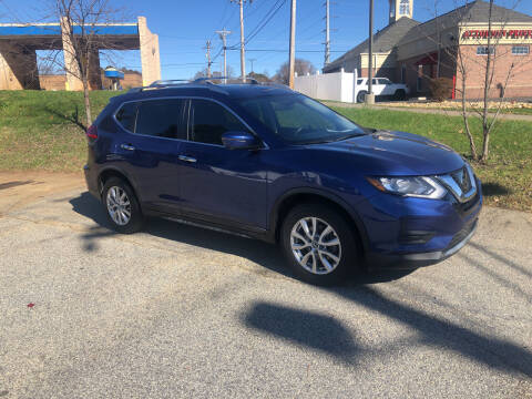 2017 Nissan Rogue for sale at Bill Henderson Auto Group Inc in Statesville NC