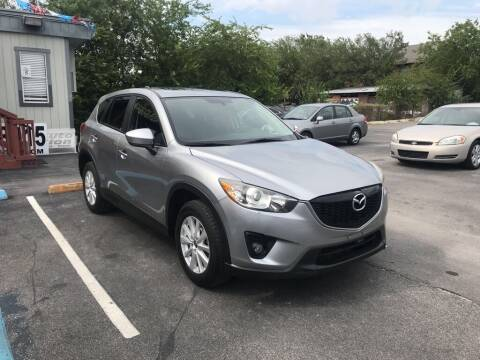 2013 Mazda CX-5 for sale at Auto Solution in San Antonio TX