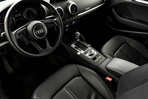 2019 Audi A3 for sale at CU Carfinders in Norcross GA